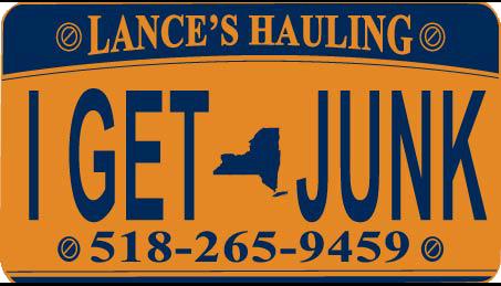 lances hauling logo