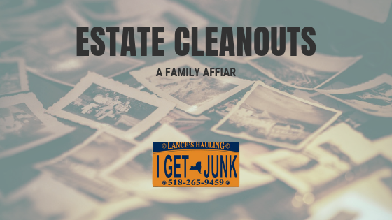Make Your Estate Cleanout a Family Affair