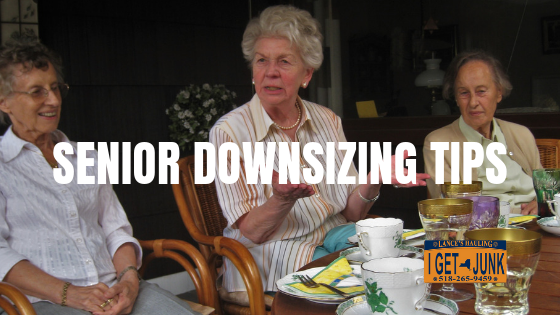 senior downsizing tips