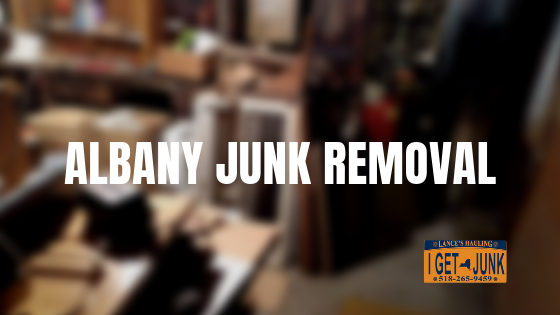 albany junk removal