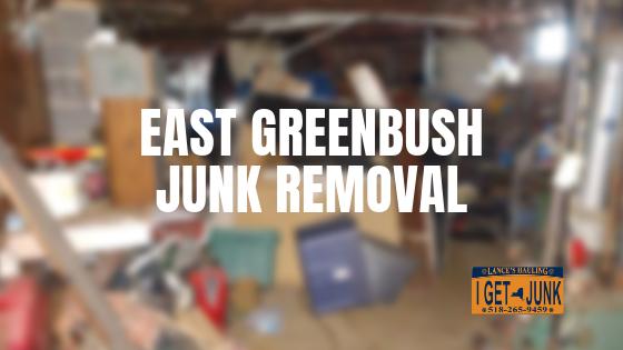 east greenbush junk removal