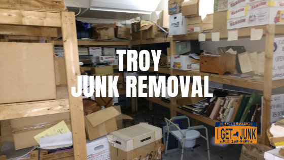troy junk removal and estate cleanout